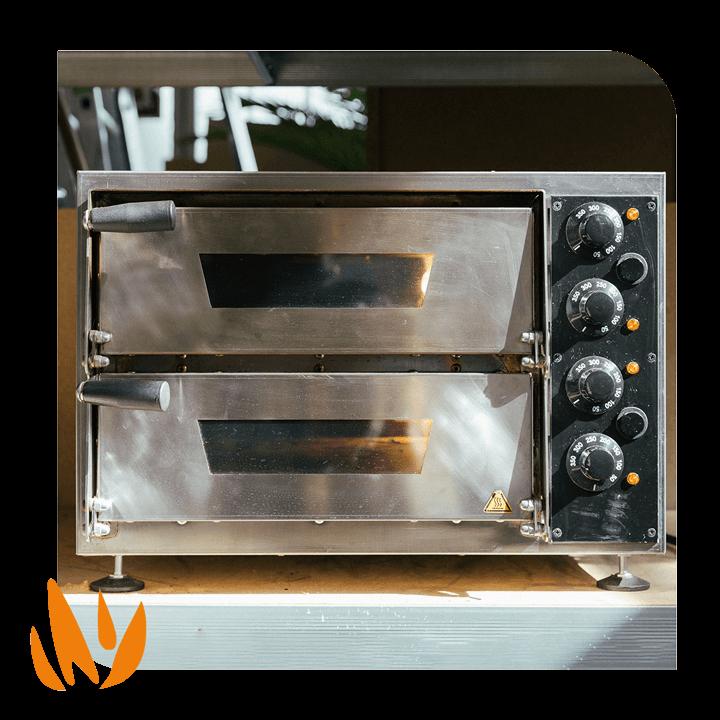 Flammkuchen Ofen
