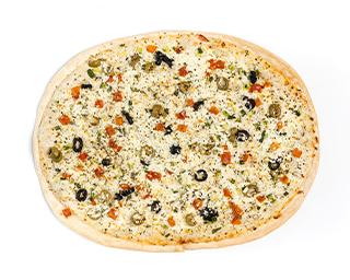 Olives Flammkuchen