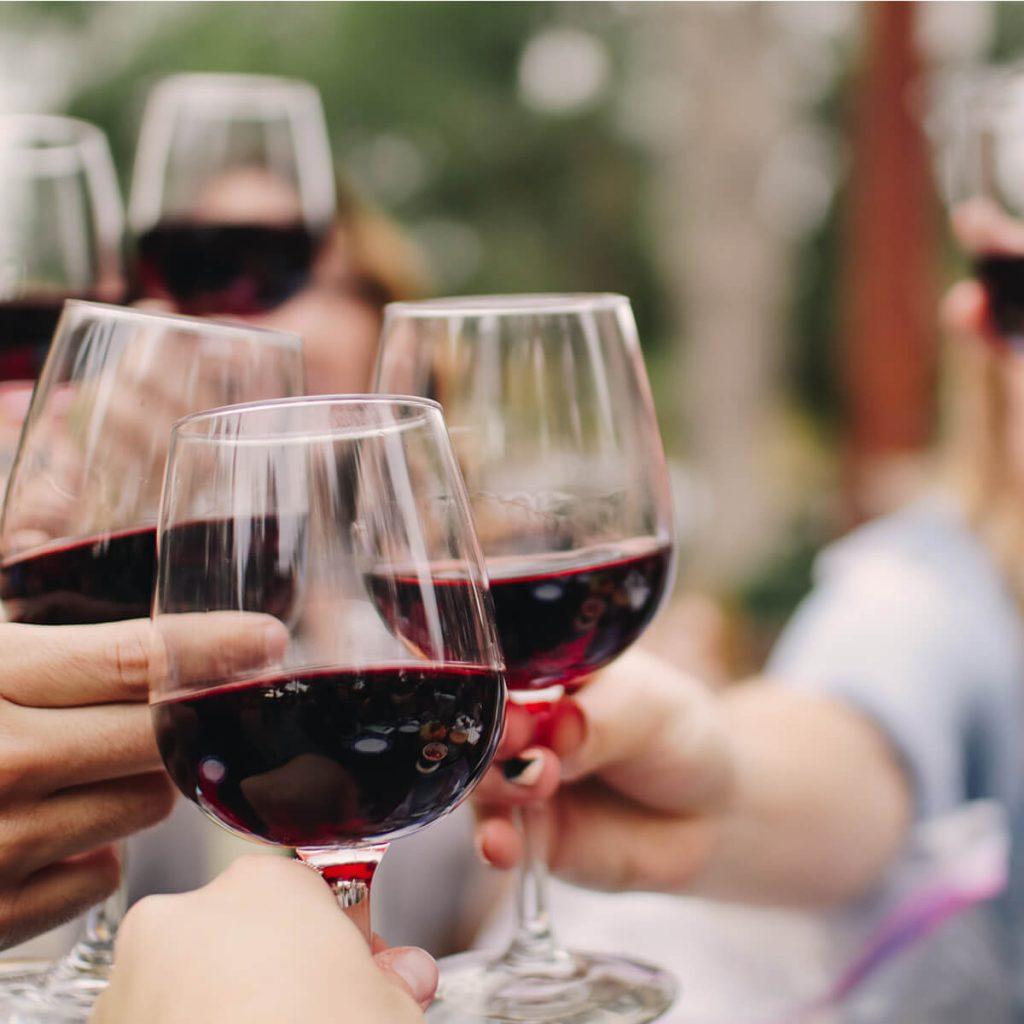 Rheintal Wein